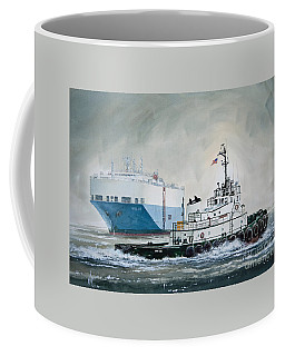 Keegan Foss Coffee Mug