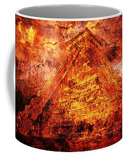 C H I C H E N  .  I T Z A .  Pyramid Coffee Mug