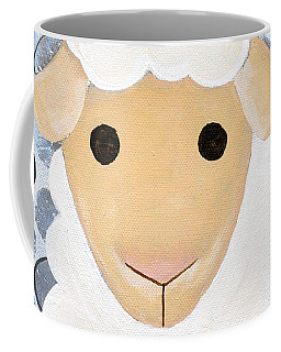 The Blessing Of The Lamb Coffee Mug