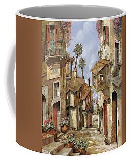 Le Palme Sul Tetto Coffee Mug