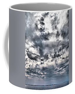 Coffee Mug featuring the photograph  Mental Seaview by Jouko Lehto