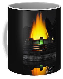 Mulholland Fountain Reflection Coffee Mug