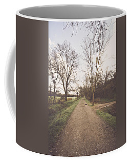 Nature Background With Vintage Style Filter Coffee Mug