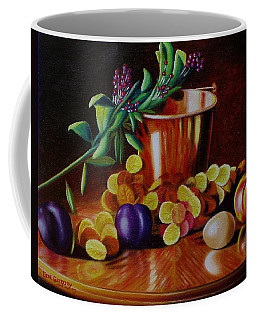 Pail Of Plenty Coffee Mug