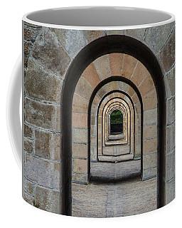 Receding Arches Coffee Mug