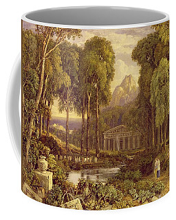 Religious Ceremony In Ancient Greece  Coffee Mug