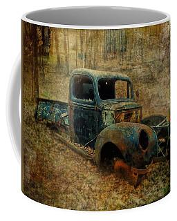 Resurrection Vintage Truck Coffee Mug