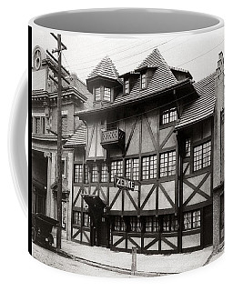 Scranton Pa Zenke's Alt Heidelberg Restaurant Early 1900s Coffee Mug