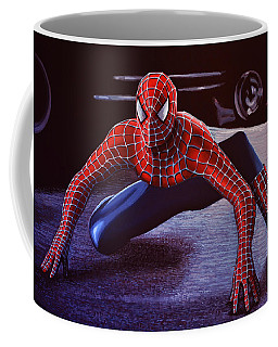 Spiderman 2  Coffee Mug