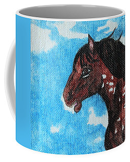 Spirit Of The Appaloosa Coffee Mug
