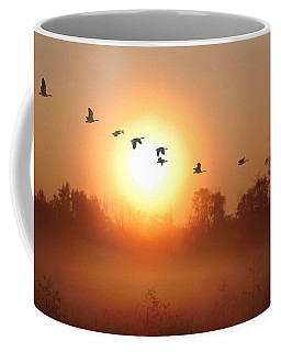 Returning South Coffee Mug