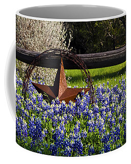 Texas Bluebonnets IIi Coffee Mug
