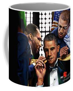 Sub Rosa The Council Of Made Men Iron Sharpening Iron Coffee Mug