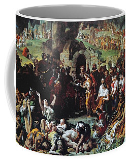 The Marriage Of Strongbow And Aoife Coffee Mug