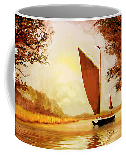 The Wherry Albion Coffee Mug