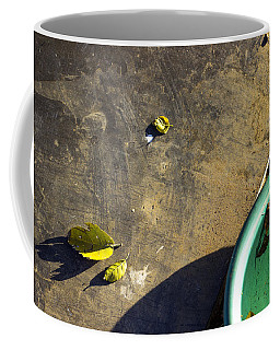 Coffee Mug featuring the photograph  Three Is Family by Prakash Ghai