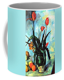 Tulips In A Vase Coffee Mug
