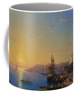 View Of Constantinople And The Bosphorus Coffee Mug