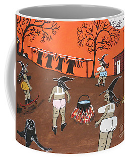Witches Wash Day Coffee Mug