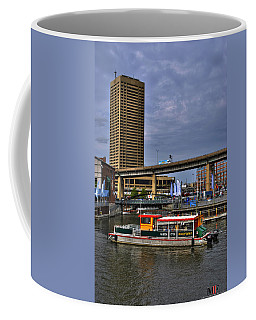 003 Queen City Bike Ferry Coffee Mug