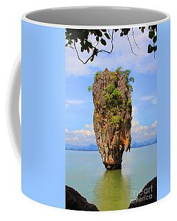 007 Island Coffee Mug