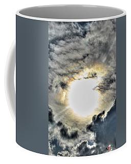 01 Burning Eye In The Sky Coffee Mug