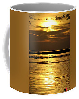 Coffee Mug featuring the photograph 011 Sunsets Make You Happy by Michael Frank Jr