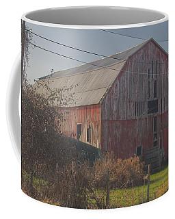 0153 - Dodge Road Red I Coffee Mug