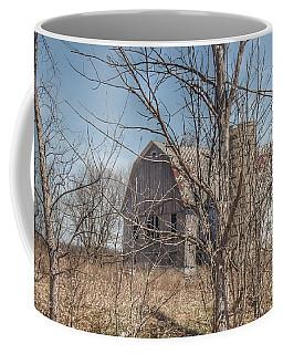 0162 - Hill Road Grey I Coffee Mug