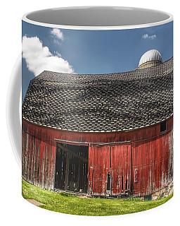 0181 Hollenbeck Road Red II Coffee Mug
