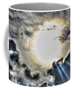 02 Burning Eye In The Sky Coffee Mug