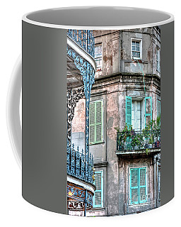0254 French Quarter 10 - New Orleans Coffee Mug