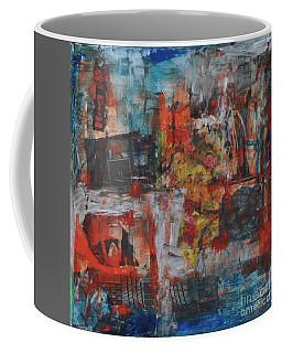 027 Abstract Thought Coffee Mug