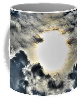 03 Burning Eye In The Sky Coffee Mug