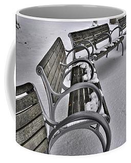 03 Patience Keeps Me Waiting Coffee Mug