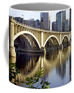0333 3rd Avenue Bridge Minneapolis Coffee Mug