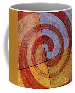 0581 Abstract Thought Coffee Mug