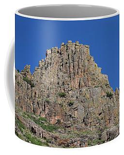 Mountain Scenery Hwy 14 Co Coffee Mug