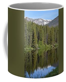 Chambers Lake Hwy 14 Co Coffee Mug