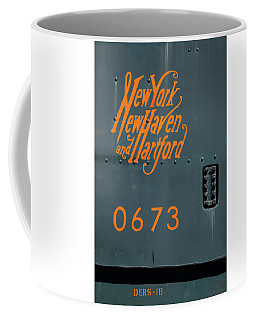 Coffee Mug featuring the photograph 0673 by Karol Livote