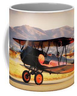 1926 Stearman Speedmail Coffee Mug