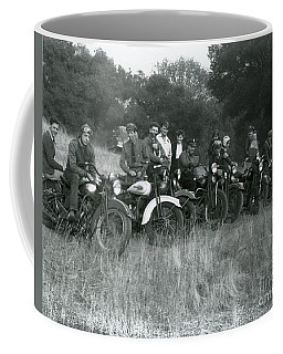 1941 Vintage Motorcycle Series Coffee Mug