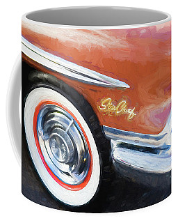 1958 Pontiac Star Chief  Coffee Mug by Rich Franco