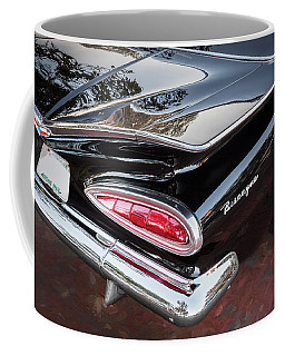 1959 Chevrolet Biscayne   Coffee Mug by Rich Franco