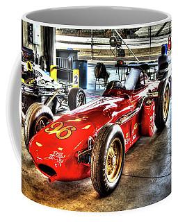 1961 Elder Indy Racing Special Coffee Mug