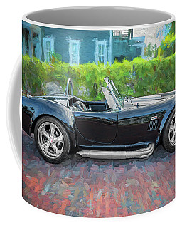 1965 Ford Ac Cobra Painted    Coffee Mug by Rich Franco