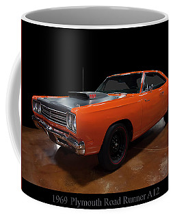 1969 Plymouth Road Runner A12 Coffee Mug