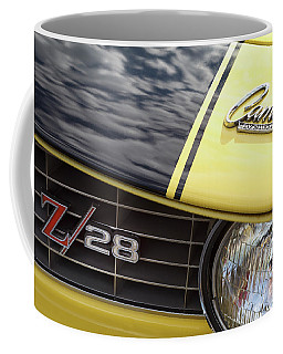 Coffee Mug featuring the photograph 1969 Z28 by Dennis Hedberg