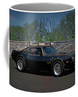 1978 Pontiac Trans Am Coffee Mug by Tim McCullough