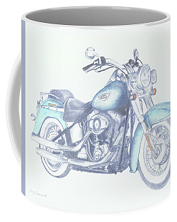 2015 Softail Coffee Mug